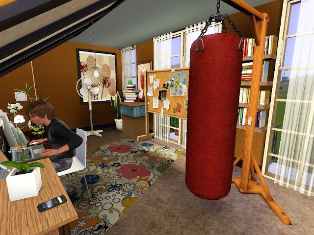 Maisons de Ziva Bureau03
