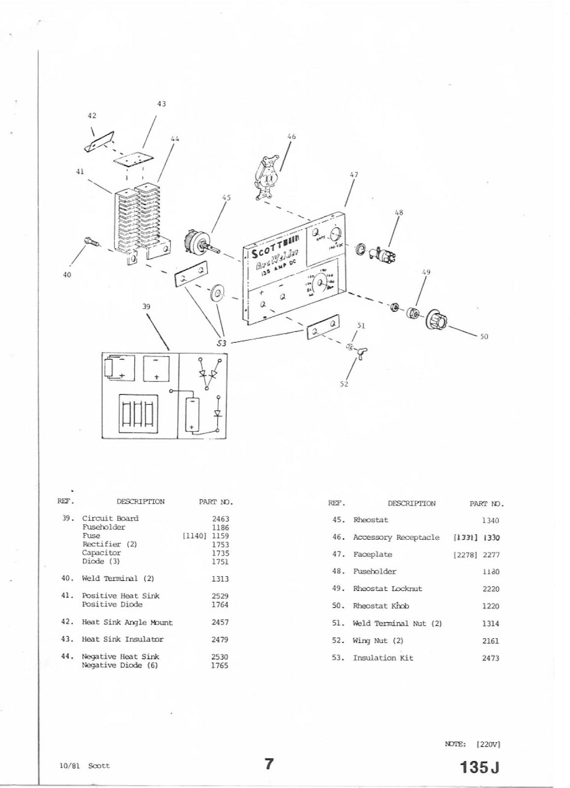 bruce teakle s pages scott welder portable 135a petrol engine