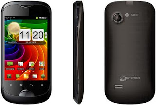 Micromax Announces A80 Infinity Android 2.3.4 Dual SIM Price INR 8,490 buy online