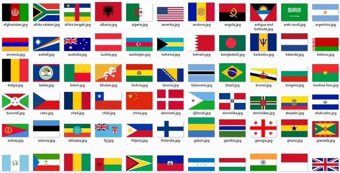 bendera+sedunia+c Translate Bahasa Jawa Terbaru