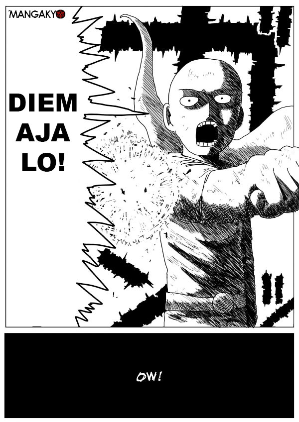 Onepunch-Man ONE Chapter 92-20