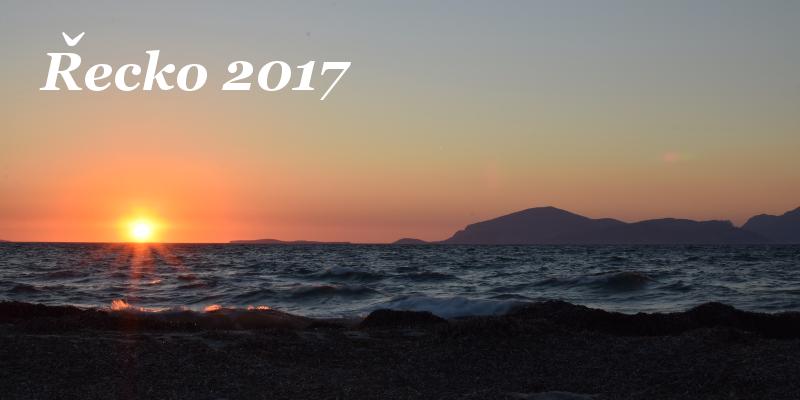 Řecko 2017
