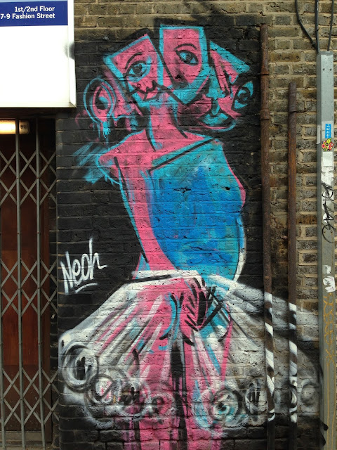 Shoredich Street Art Graffiti