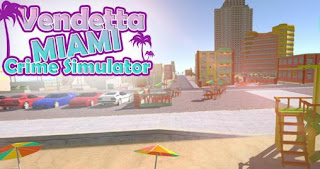 Screenshots of the Vendetta Miami: Crime simulator for Android tablet, phone.