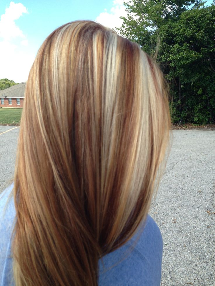 Amazing multi colored highlights pmusecretfo Image collections