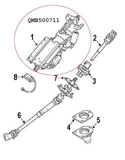 steering wheel position sensor replacement steering