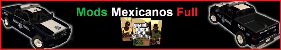 Muchos Mods Para GTA San Andreas 100% Mios