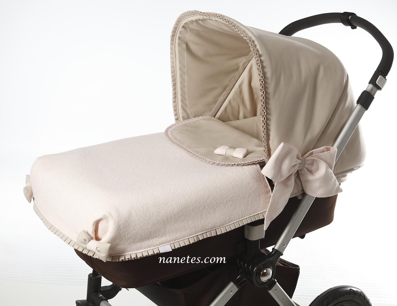 Nanetes el carrito del beb personalizado a tu gusto - Fundas para cochecitos de bebe ...