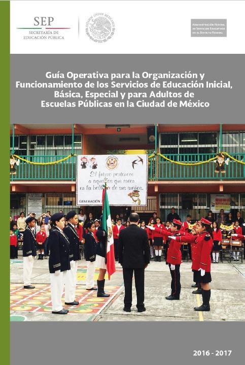 Guía operativa 2016-2017