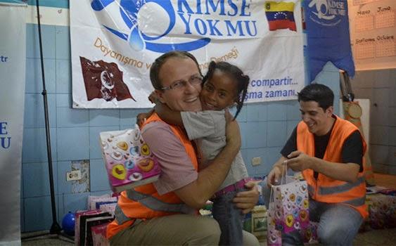 Kimse Yok Mu, Venezuela