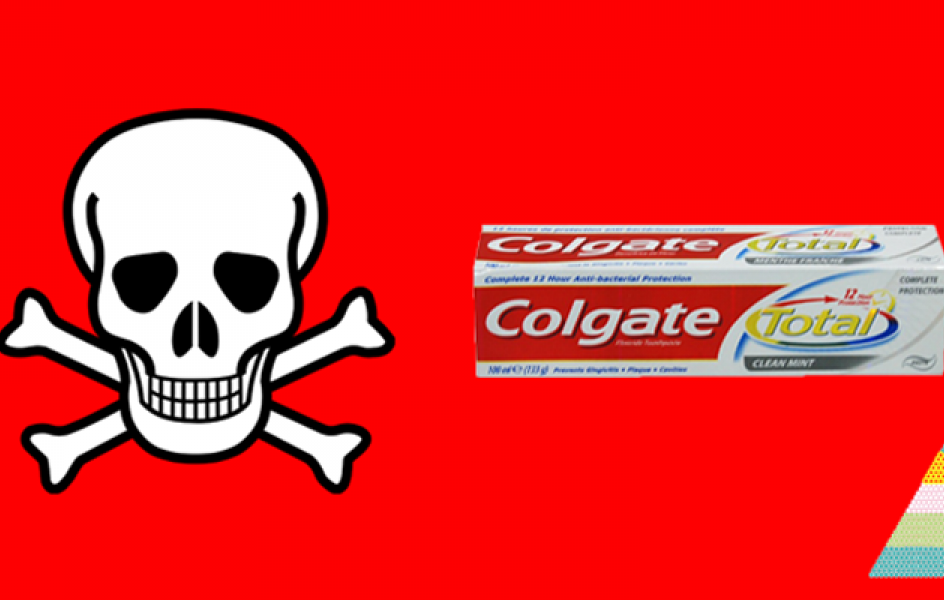 Chemical linked to cancer found in Colgate