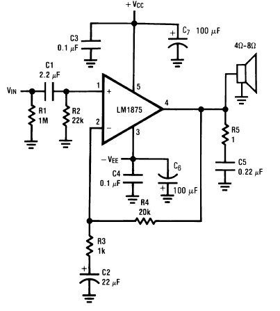 Power  lifier Circuits 1000w furthermore 114771490480894137 furthermore Simple Visual  lifier Schematic furthermore Power  lifier Gainclone Lm1875 Dengan furthermore lificadores Y. on lm386 guitar amp