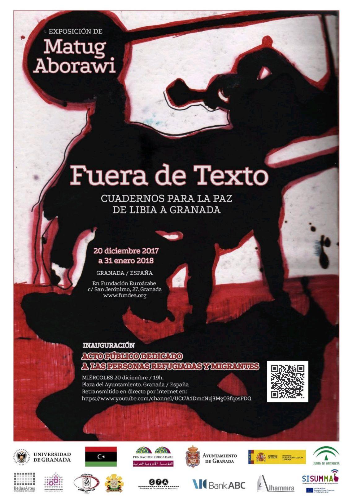 GRANADA: ACTO EN FAVOR DE REFUGIAD@S Y MIGRANTES. Miércoles,20D,19H.