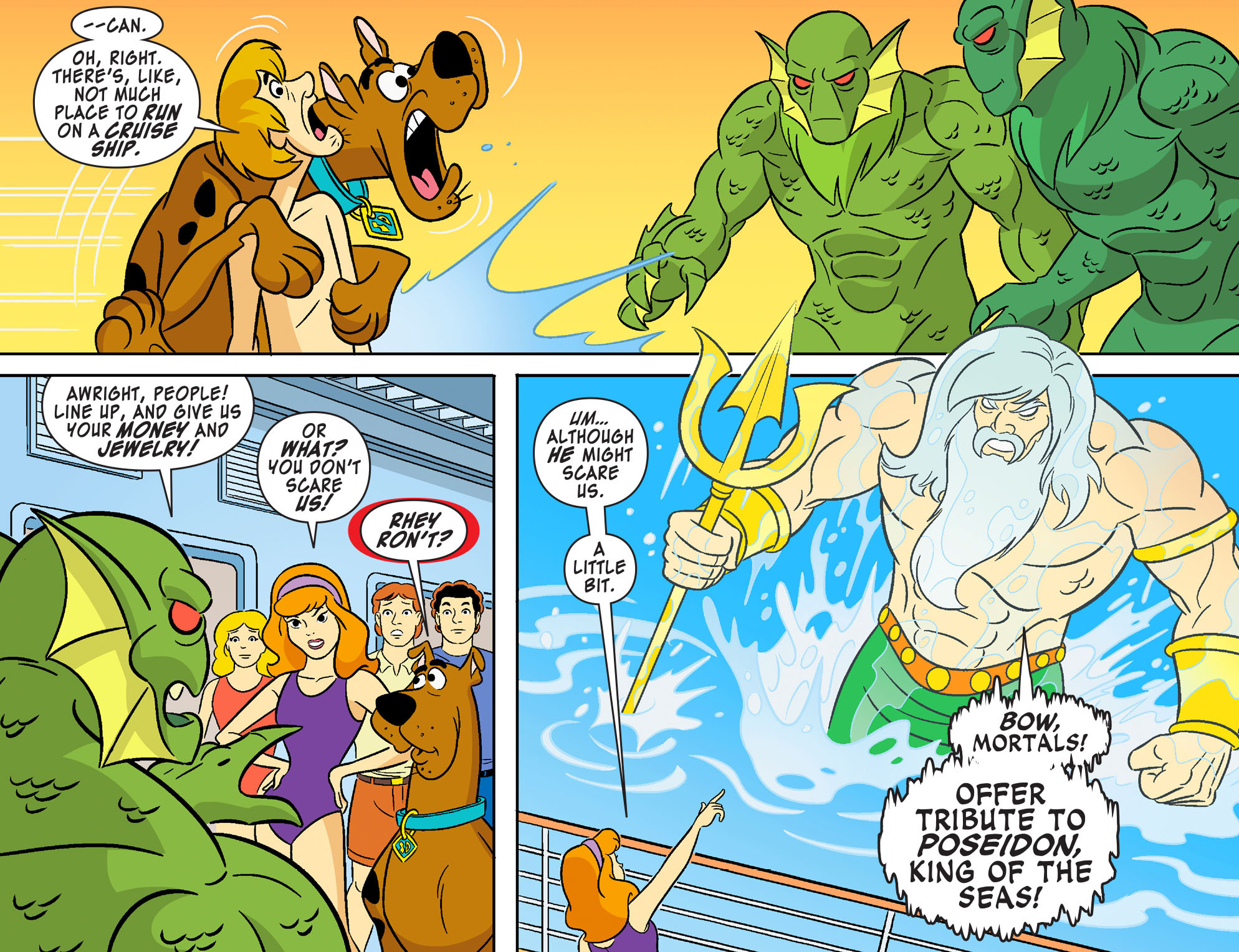 Read online Scooby-Doo! Team-Up comic -  Issue #27 - 7