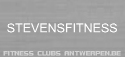 fitness centrum club STEVENS FITNESS CENTER Antwerpen fitness cardiotraining krachttraining