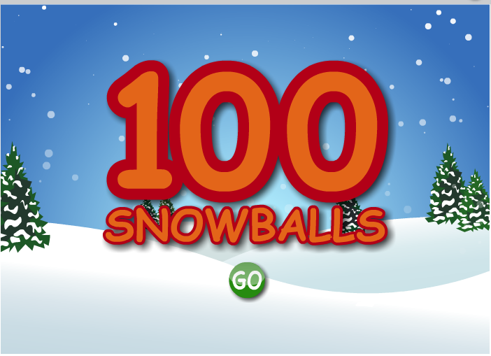 http://www.abcya.com/one_hundred_snowballs.htm