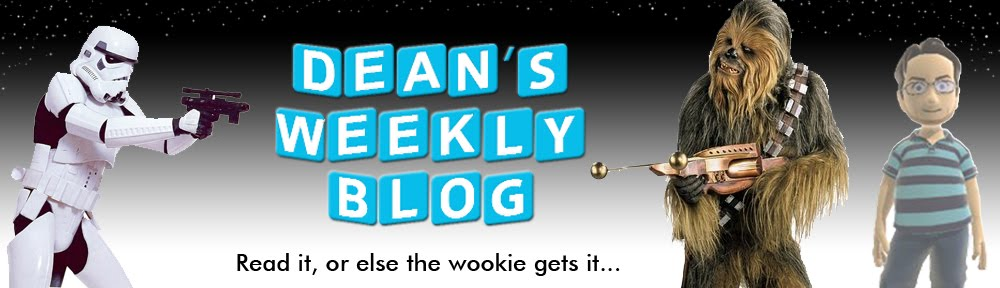Deans Weekly Blog