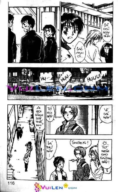 Jindodinho - Đường Dẫn Đến Khung Thành III Tập 68 page 118 Congtruyen24h