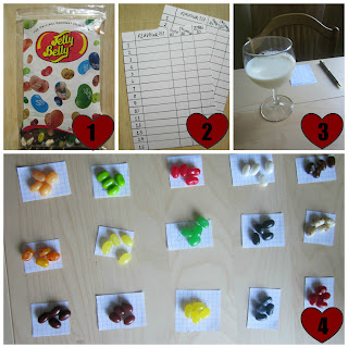 jelly bean tasting original date