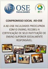 AEI OSE FACULDADES Aei Organização Superior de Ensino Ltda