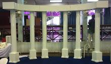 Pelamin Roman Pillar