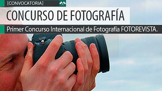 Concurso Internacional de Fotografía FOTOREVISTA.