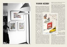 Interview Yann Kebbi by Basil Sedbuk