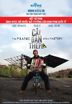 Cây Đàn Thép - The Piano In A Factory (2011) Poster