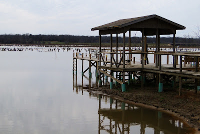 North Shore Landing at Lake Fork, Pier
