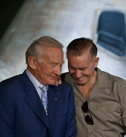 Para 50 astronautas e cientistas como B. Aldrin e W. Cunningham,  vai contra a ciência falar pelo aquecimento global