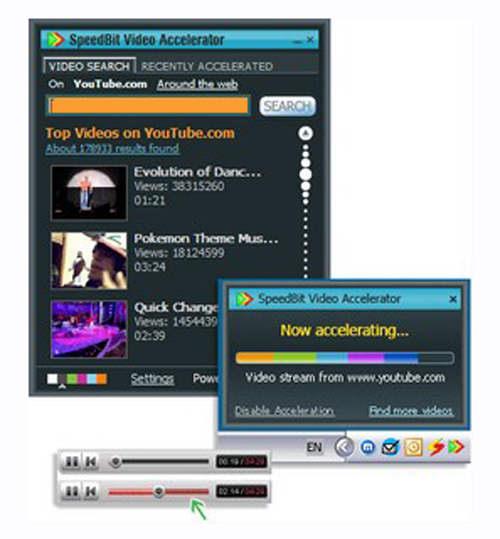 SpeedBit Video Accelerator Premium 3.3.6.9 Build 3043