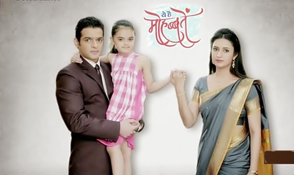 Yeh Hai Mohabbatein 30th March 2015 Star Plus Episode