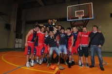 Borgo Basket U19 2010-2011  ------- CAMPIONI PROVINCIALI
