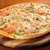 طريقة تحضير بيتزا الأجبان الأربعة