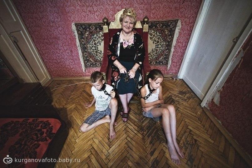 Зрелые мамочками