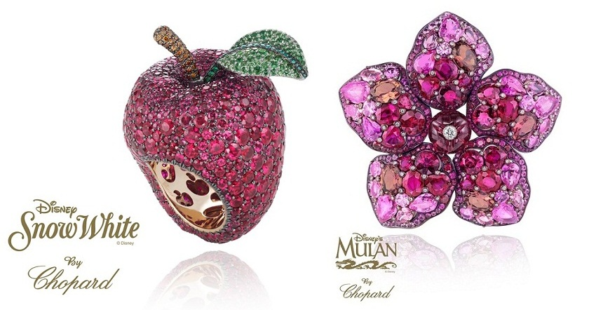 Chopard, Disney, Collection, Haute Joaillerie, Harrods