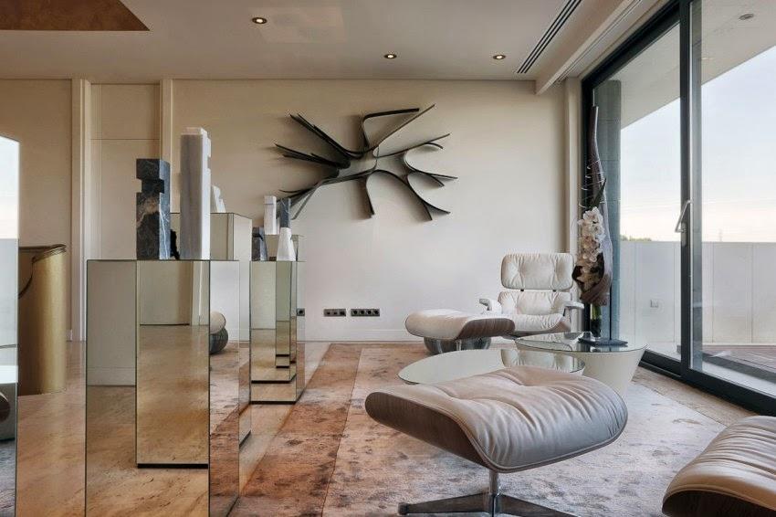 Lv house mezcla de estilo cl sico con un toque moderno a - Muebles llamazares ...