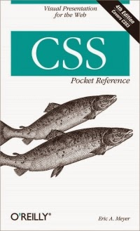 Css pocket Reference 4th Edition