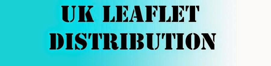 uk leaflet Distribution