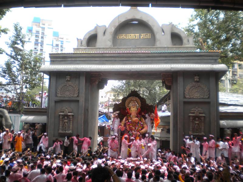 Lalbaugcha Raja Visarjan Lalbaugcha Raja Visarjan 2011
