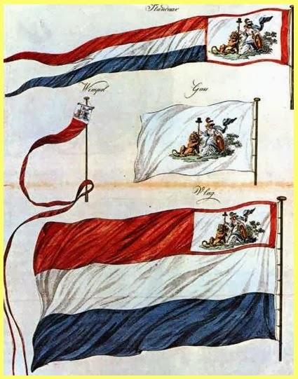 Estandarte Republica Batavia