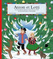Anton et Lotti - la merveilleuse histoire des boules de Noël