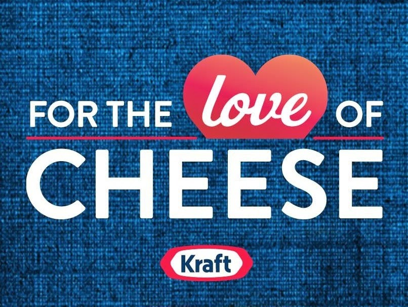 Kraft for the love of cheese