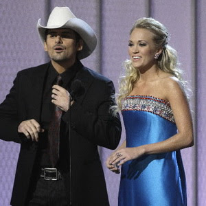 Brad Paisley & Carrie Underwood - Remind Me