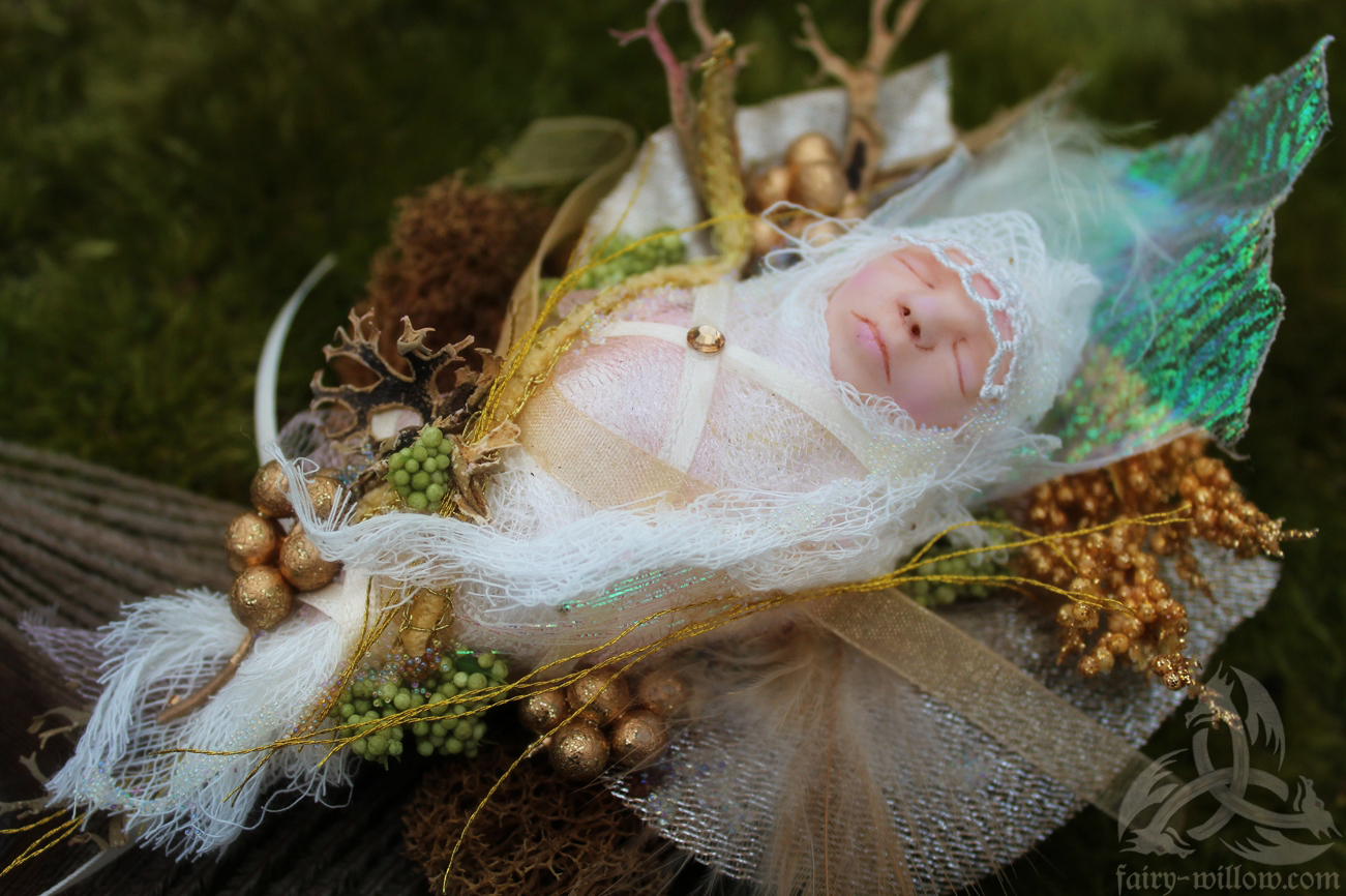 Fairy Willow's Troll Factory: Fairy Baby Changeling Folklore Real Fairies Found Alive