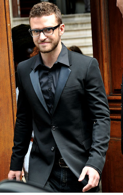 Every Man's Closet: How to Pull Off a Tux Jacket with Jeans.