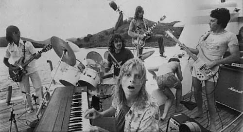 Paul McCartney And Wings 1977
