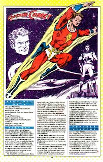 Capitan Cometa (ficha dc comics)