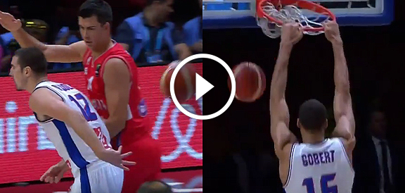 Top 5 Plays - Final & 3rd Place - EuroBasket 2015 (VIDEO)