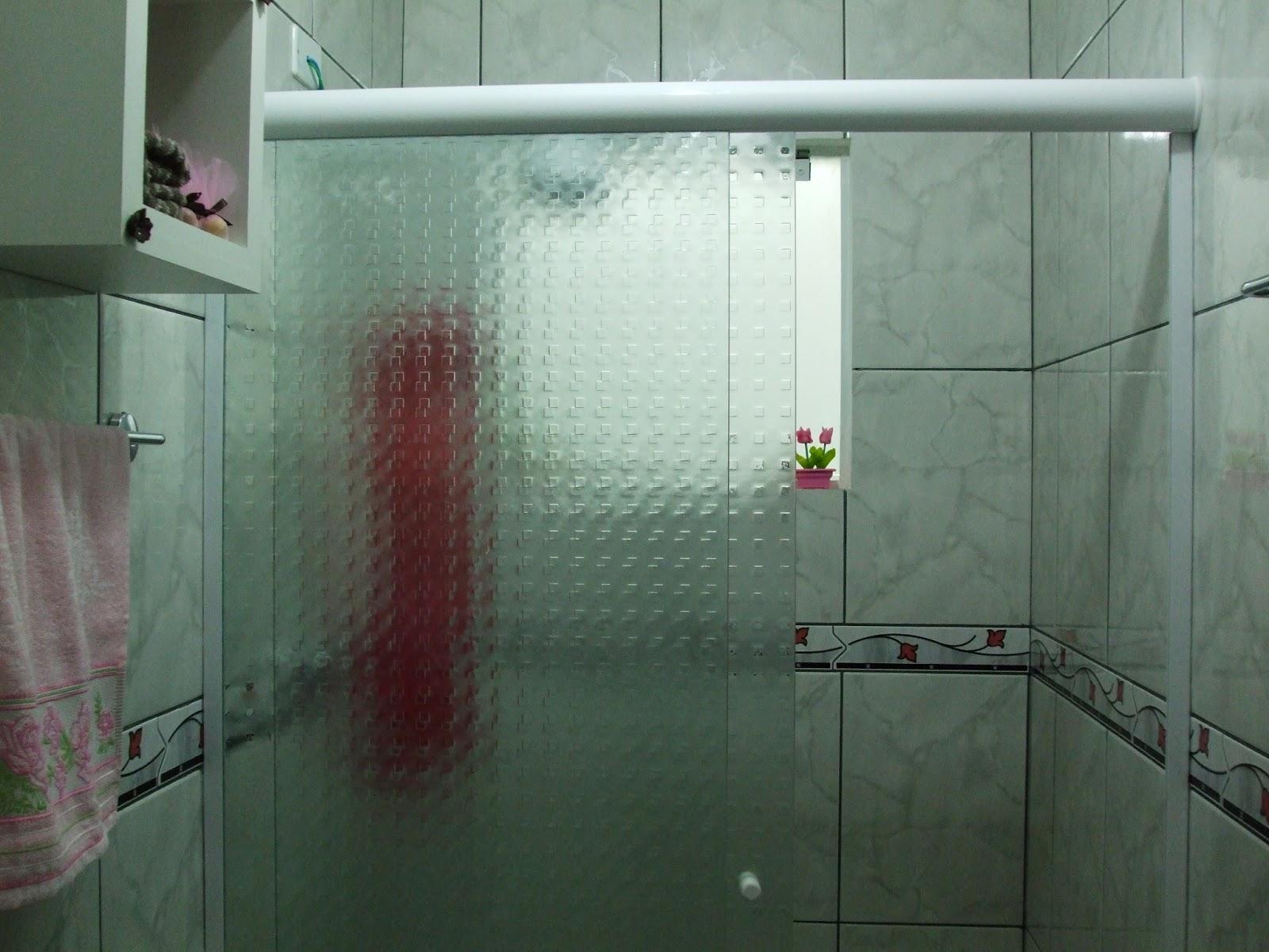 JL Telas: Box de vidro temperado #517A68 1600x1200 Banheiro Com Box De Vidro Verde